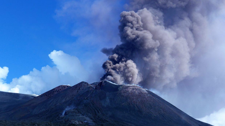 Eruzione Etna Agosto 2019