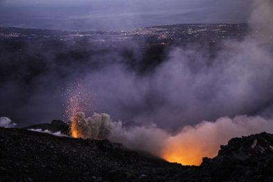 eruzione bottoniera 2018