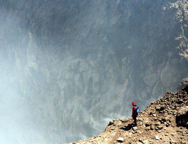 escursione crateri sommitali