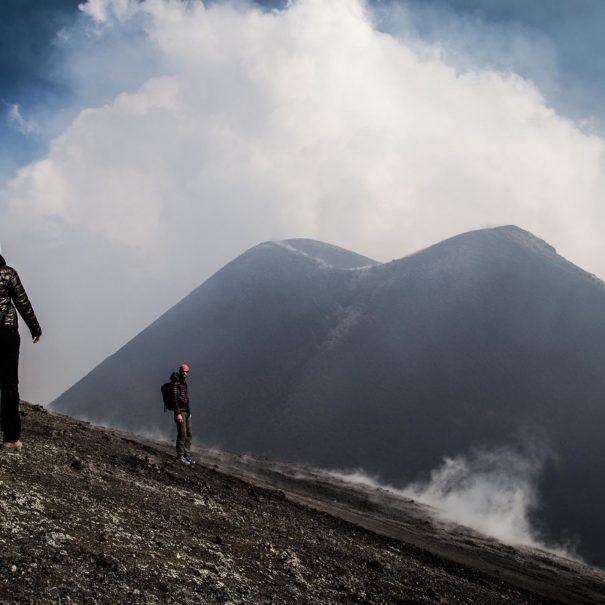 excursions au cratère