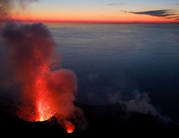vulcani della sicilia