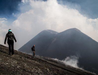 escursione crateri etna