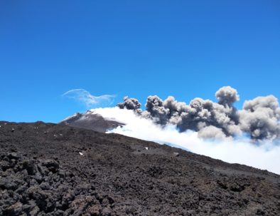 New eruption 30/05/2019