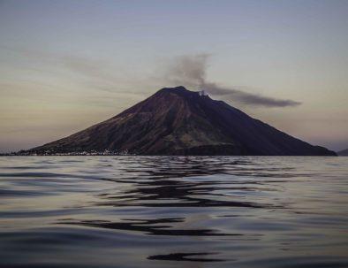 trekking dans les volcans siciliens