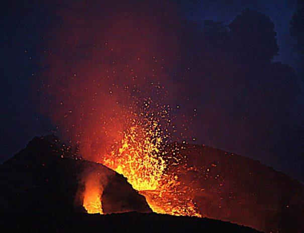 escursione etna eruzione
