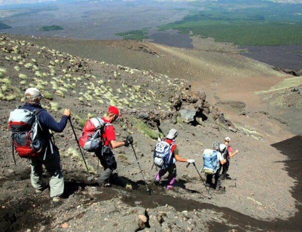 trekking vulcan